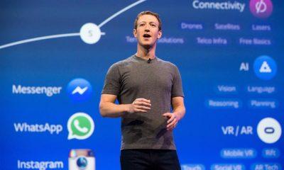 Mark Zuckerberg stellt die kommenden 10 Jahre bei Facebook vor